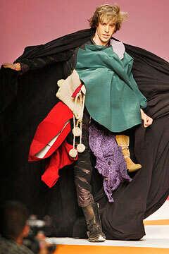 Mockumentary Fashion Show Crashing