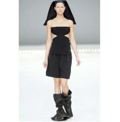 Egyptian Nun Fashion
