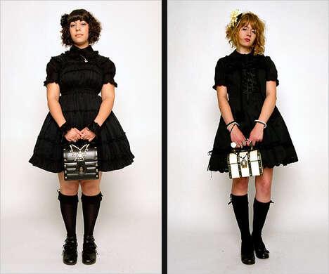 Goth Anime Fashion