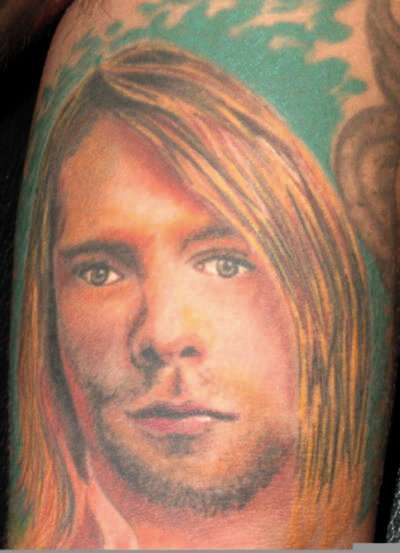 Tattoos of Musicians