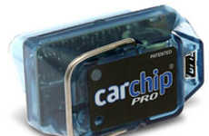 Real-Time Vehicle Diagnostics - The Car Chip Pro Engine Performance Monitor