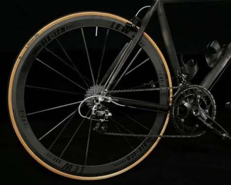 Ultra-Light Bicycle Wheels