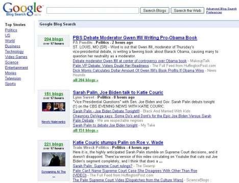 Google Tool Tweaks