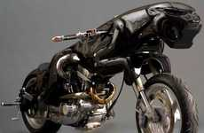 Branded Big Cat Bikes - The Panther Motorcycle