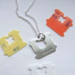 Bakery Clips as Jewelry