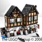 Historical Lego Sets
