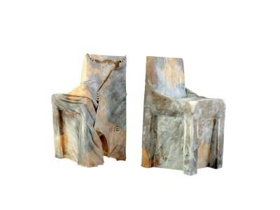Rawhide Seating - The Cow Hide Chair