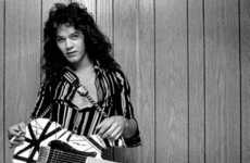 49 Unique Engagement Rings - Could Eddie Van Halen's Proposal Have Been More Creative?