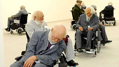 Fake Dead Seniors