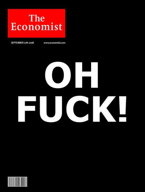 Credit Crunch Business Profanity