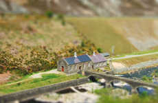 Miniature World Photography - Tilt Shift Makes Fantasy Videos from Real Life