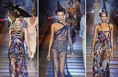 Napoleonic War Fashion - John Galliano Spring RTW at Paris Fashion Week