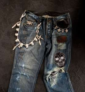 $250,000 Jeans