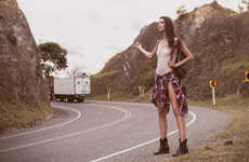 Rebellious Hitchhiking Editorials