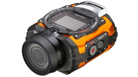 Rugged Adventure Cameras