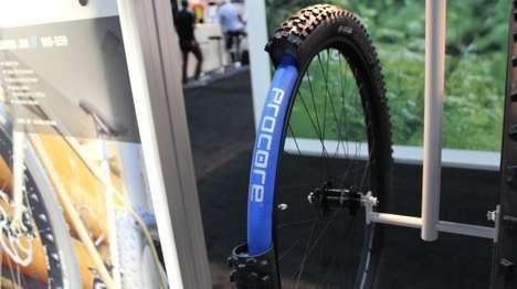 Dual-Chamber Bike Tires