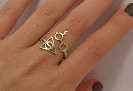 Cinematic Wizard Rings