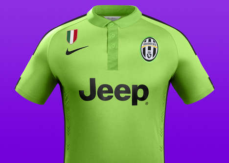 Two-Toned Soccer Jerseys