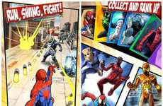 Comic Book Based Games