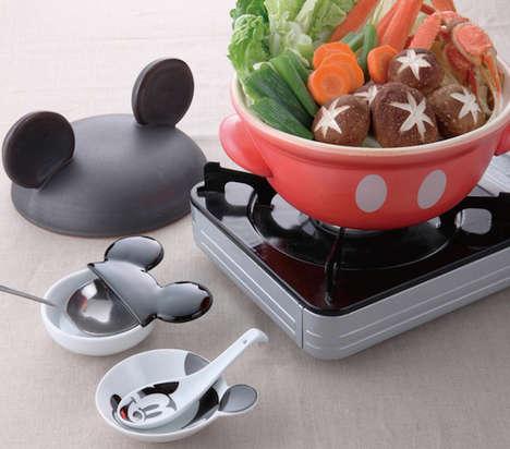 Disney Character Cookware