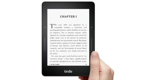 Ultra-Thin eReaders