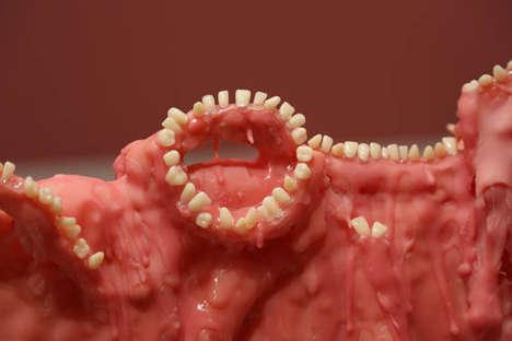 Disturbing Tooth Wall