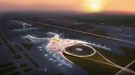 Massive Sustainable Airports