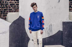 Remixed Classic Sportswear - The 10.Deep VCTRY Collection Continues its Sports Team Theme