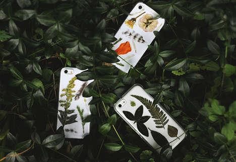 Foliage Phone Cases