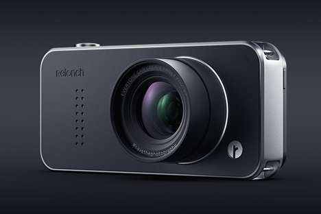 Sleek Smartphone Cameras