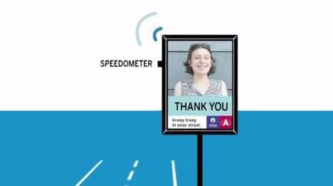 Selfie Road Signs