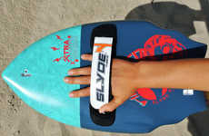Handheld Surfboard Designs