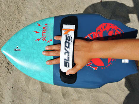Handheld Surfboard Designs - The Slyde Handboards Allow You to Surf On Your Hands