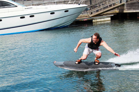 Electric-Controlled Wakeboards