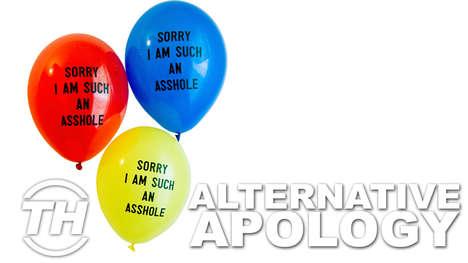 Alternative Apology Methods