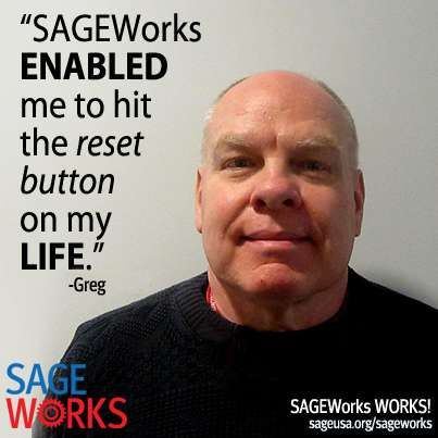 LGBT Boomer Job Camps - The SAGEWorks Boot Camp Helps Older LGBT Job Seekers