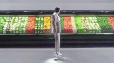Surreal Supermarket Ads