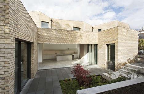 Modernist Brick Abodes