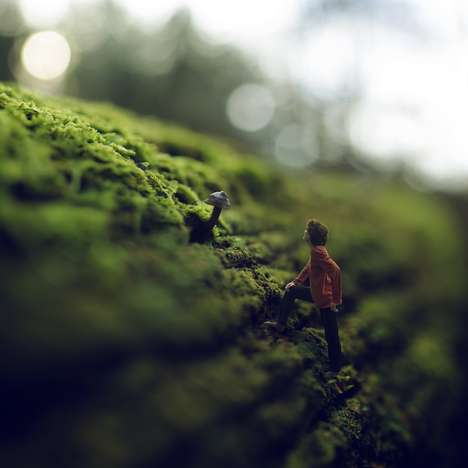 Magical Miniature Photography