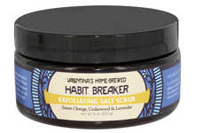 Habit-Breaking Scrubs - The Valentina Habit Breaker Hand Scrub Will Help You Stop Biting Your Nails
