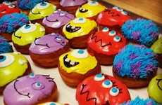 Disney Character Donuts - Donut Bar is Serving Decorated Donuts Inspired by Popular Animated Films