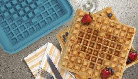 Pixelated Breakfast Molds