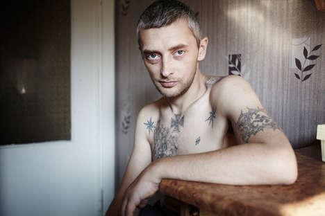 Ukrainian Crisis Portraiture