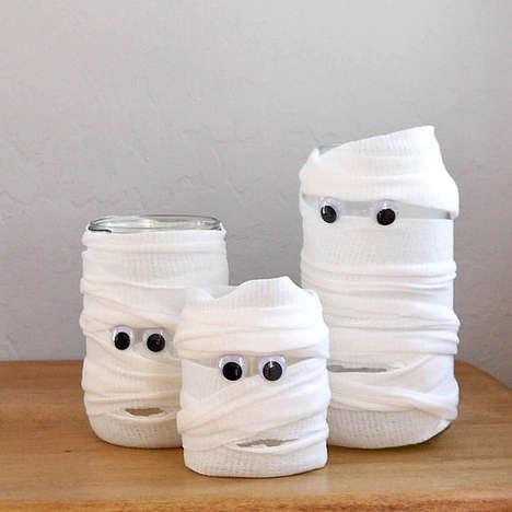 Mummified Mason Jars