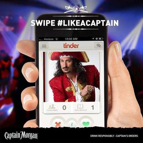 Captain Imitation Competitions