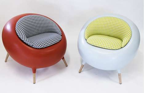 Cheerfully Bubbly Chairs