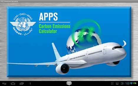 Plane Ticket Pollution Apps