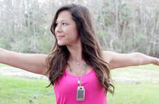 Wearable Smart Necklaces - The Epic Mini is a Necklace That Replaces Your Smartphone