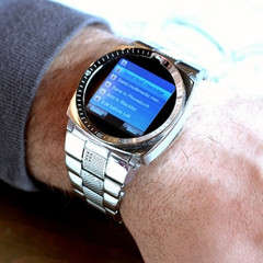 Camera-Packing Smartwatches