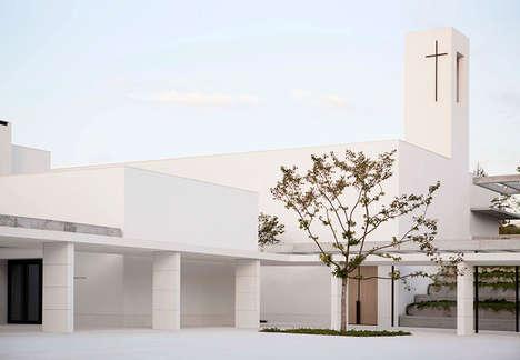 Elegantly Restrained Churches